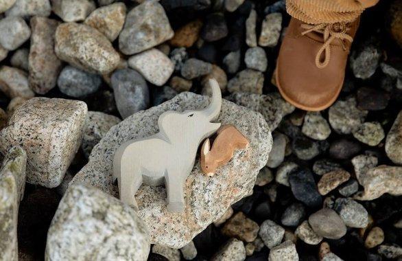 Ideja za risbico: Nariši mamuta