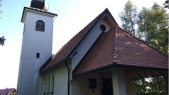 Cerkev Sv. Nadangela Gabrijela.