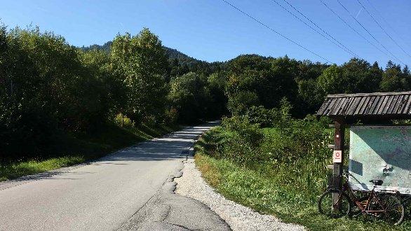 Izhodišče poti: Stražišče pri Kranju.
