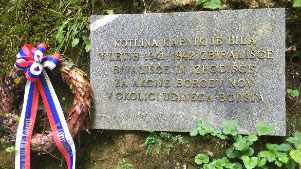 Spomenik v spomin borcem v II. svetovni vojni